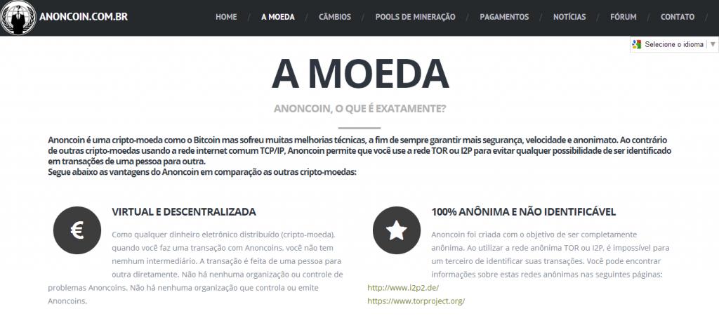 Anoncoin.com.br