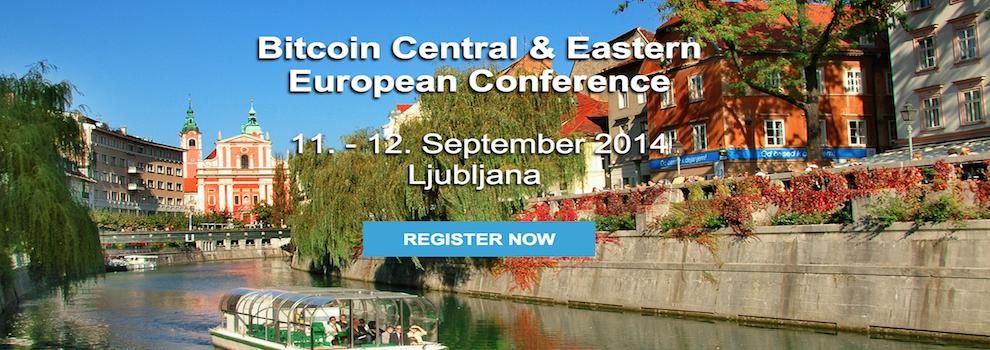 Bitcoin Central & Eastern European Conference