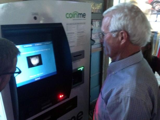 Coinme Bitcoin ATM Purchase